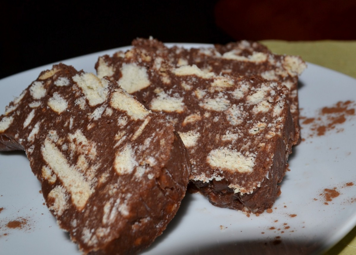 Chocolate Lazy Cake Cookies — Classic Style   Lazy Cake Cookies Photos