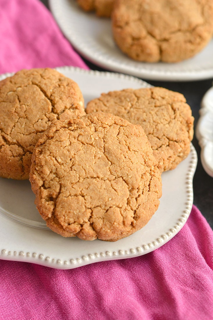 Best Coconut Flour Cookies