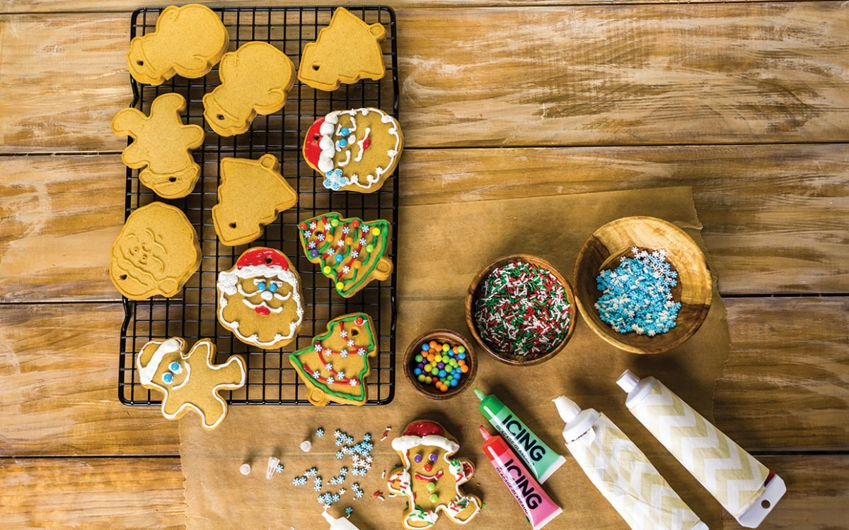 How To Host A Holiday Cookie
