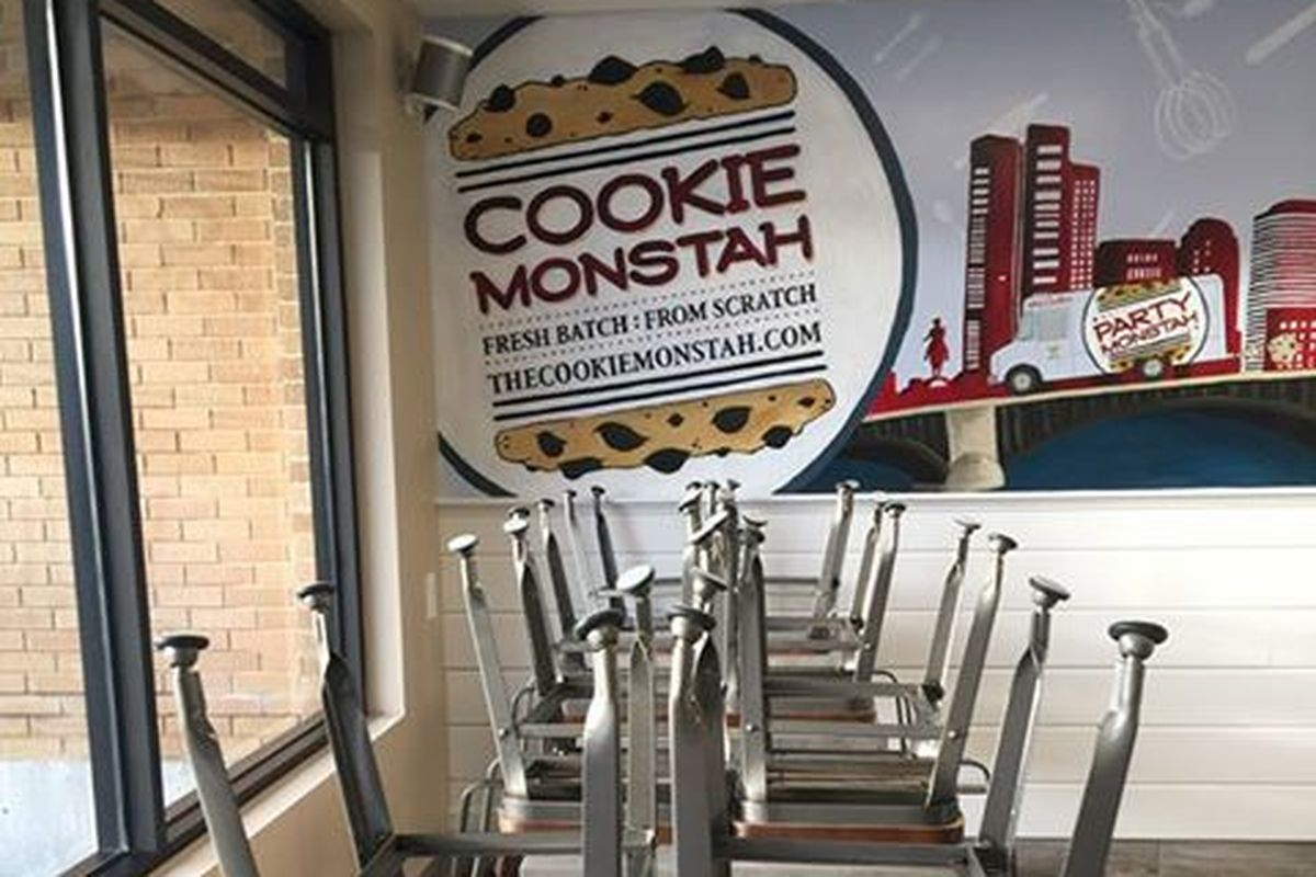 Cookie Monstah Food Truck Adds Bake Shop In Danvers