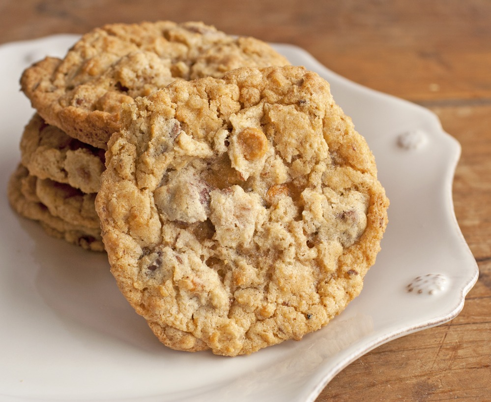 Momofuko Compost Cookies