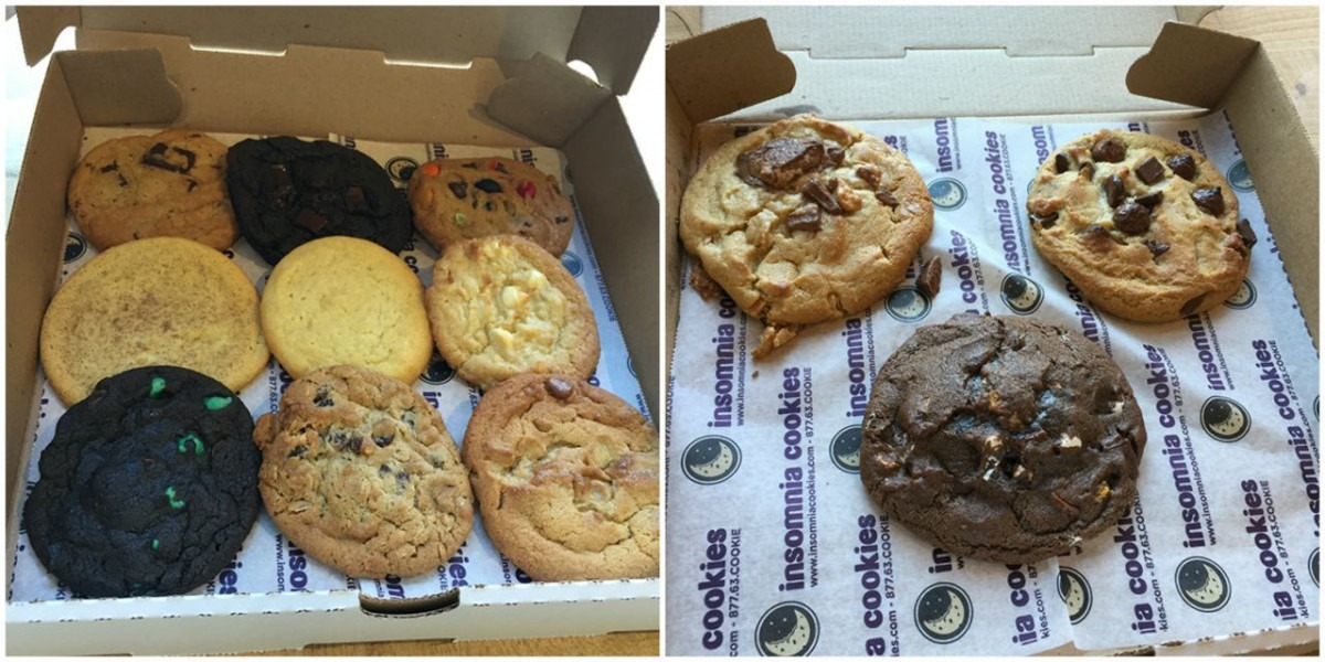 Insomnia Cookies Birmingham, Alabama