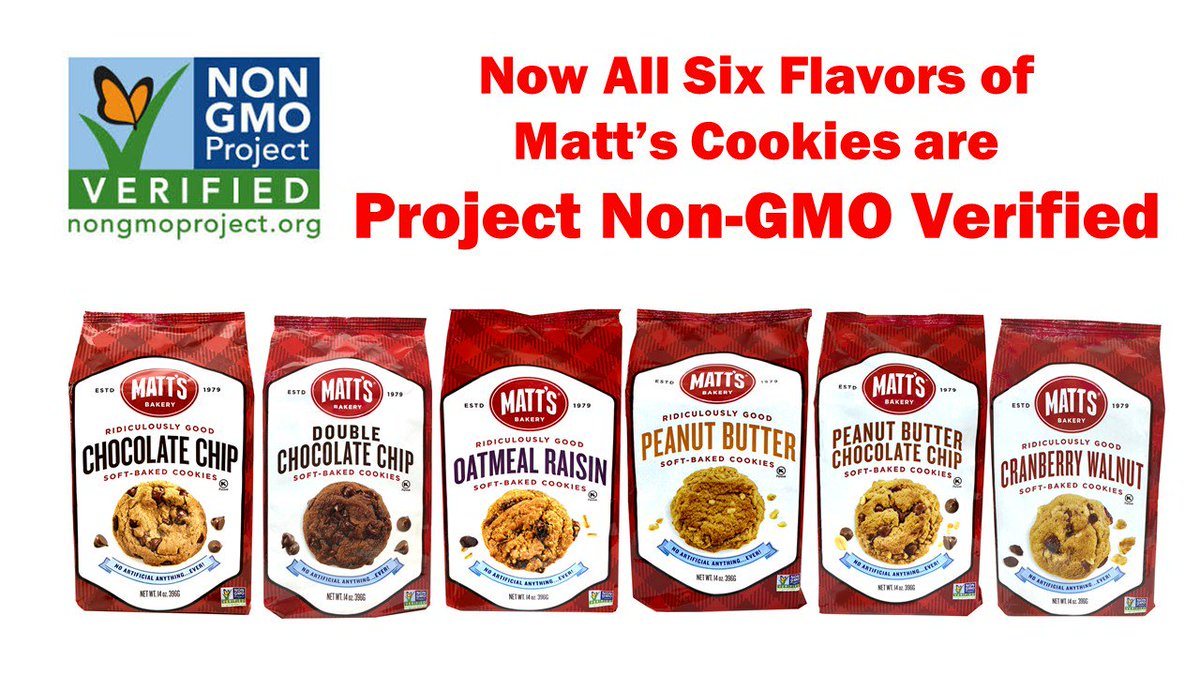 Matt's Cookies (@mattscookieco)
