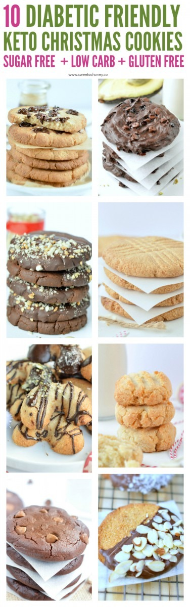 Diabetic Christmas Cookies