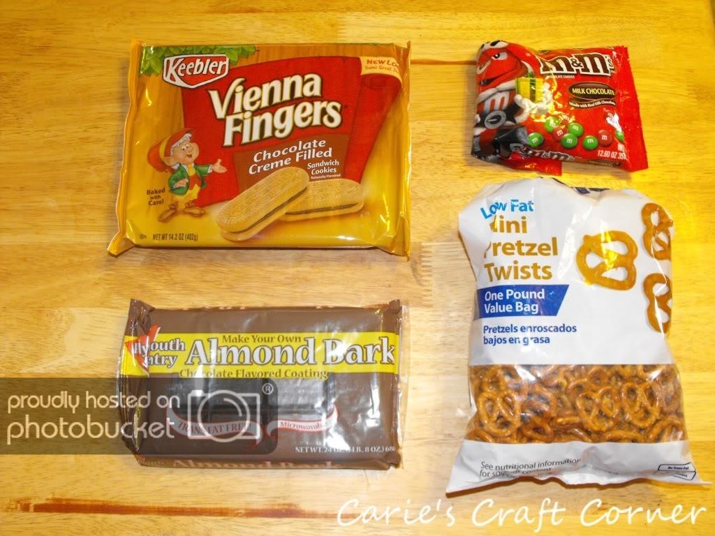 Carie's Craft Corner  Christmas Reindeer Cookies