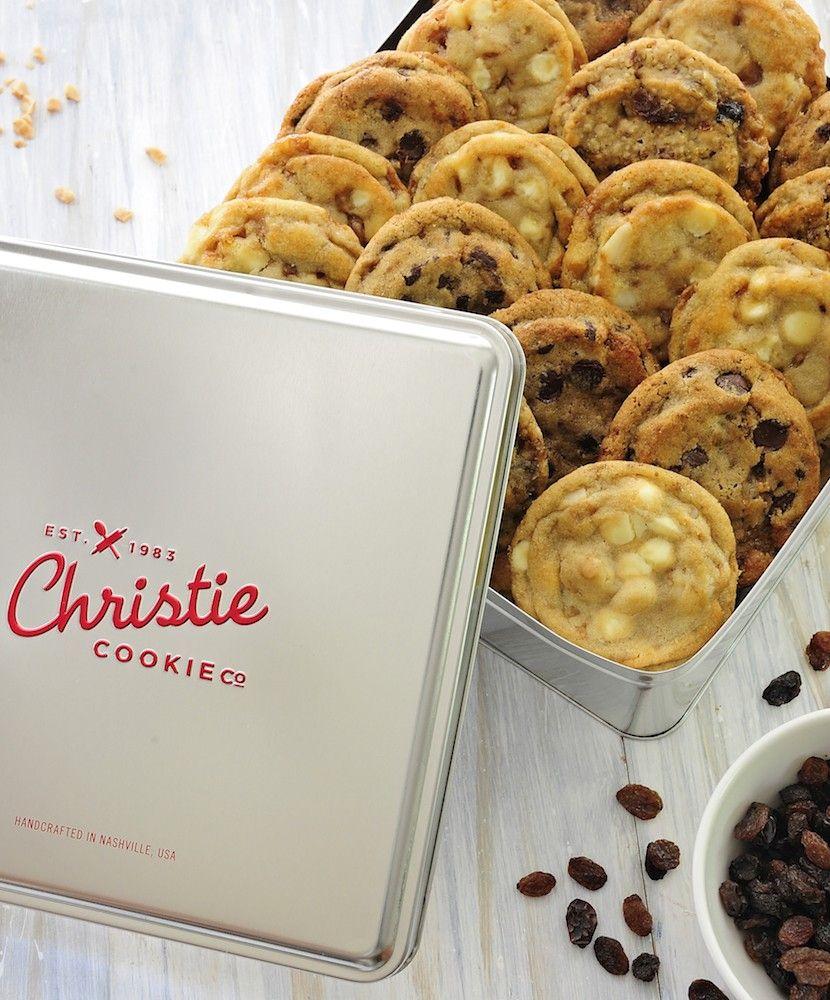 The Christie Cookie Co Delivers Gourmet Cookies, Brownies, Coffee