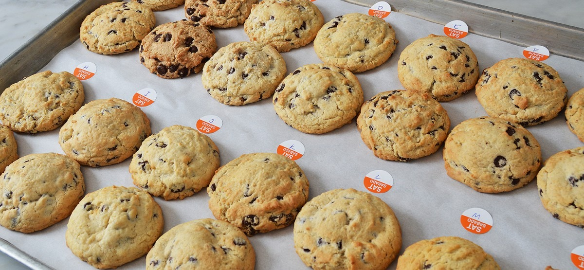 Food Science  Chocolate Chip Cookies (episode 1)