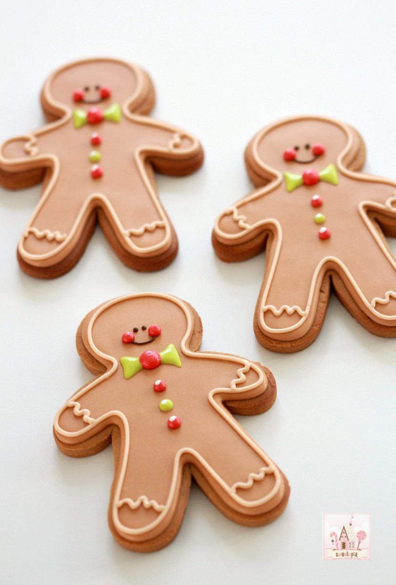 Video & Recipe) How To Make Gingerbread Cut