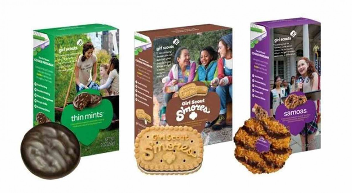 Norwalk Reflector  It's Girl Scout Cookie Time