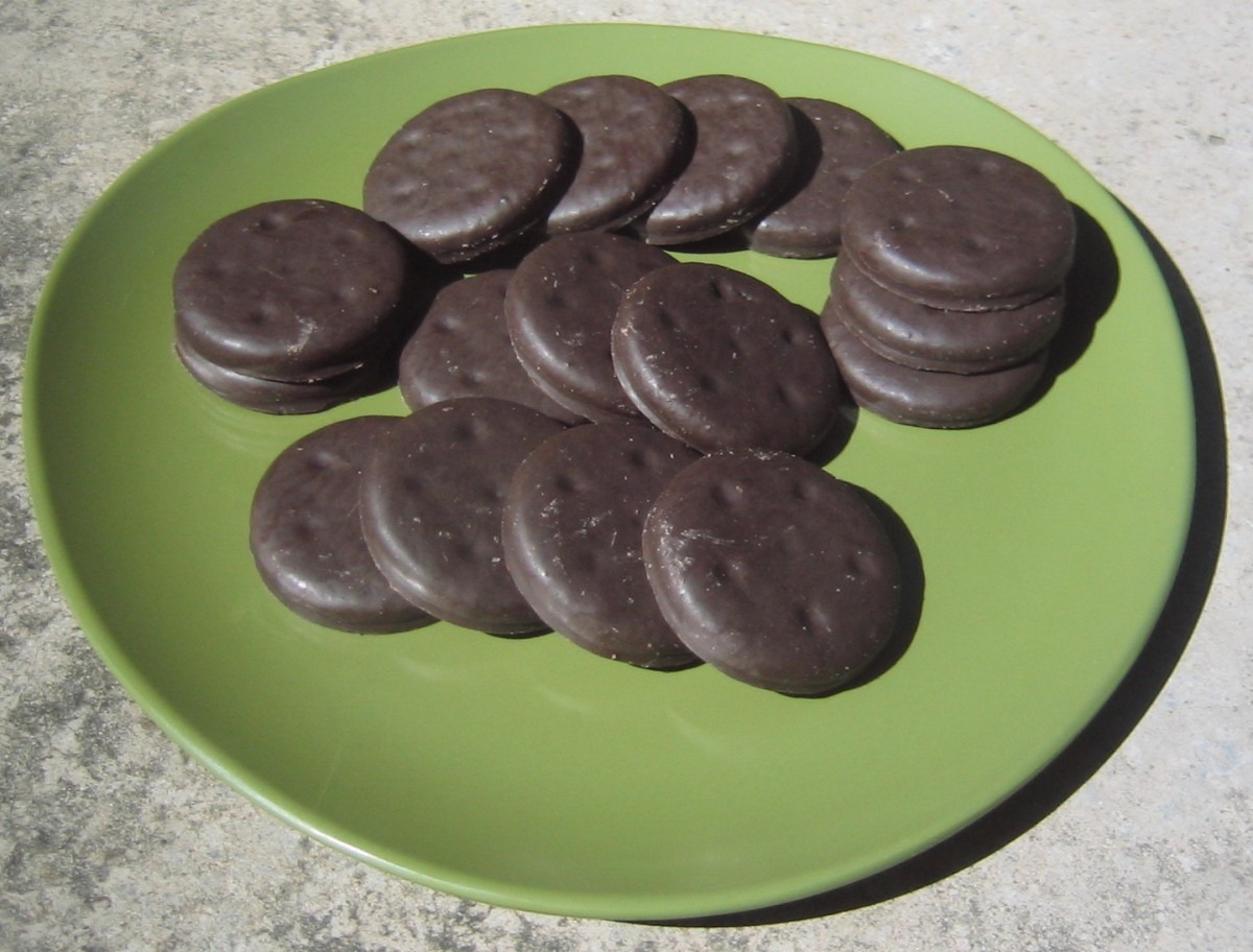 File Girl Scout Thin Mint Cookies (girl Scouts Of The Usa) Jpg