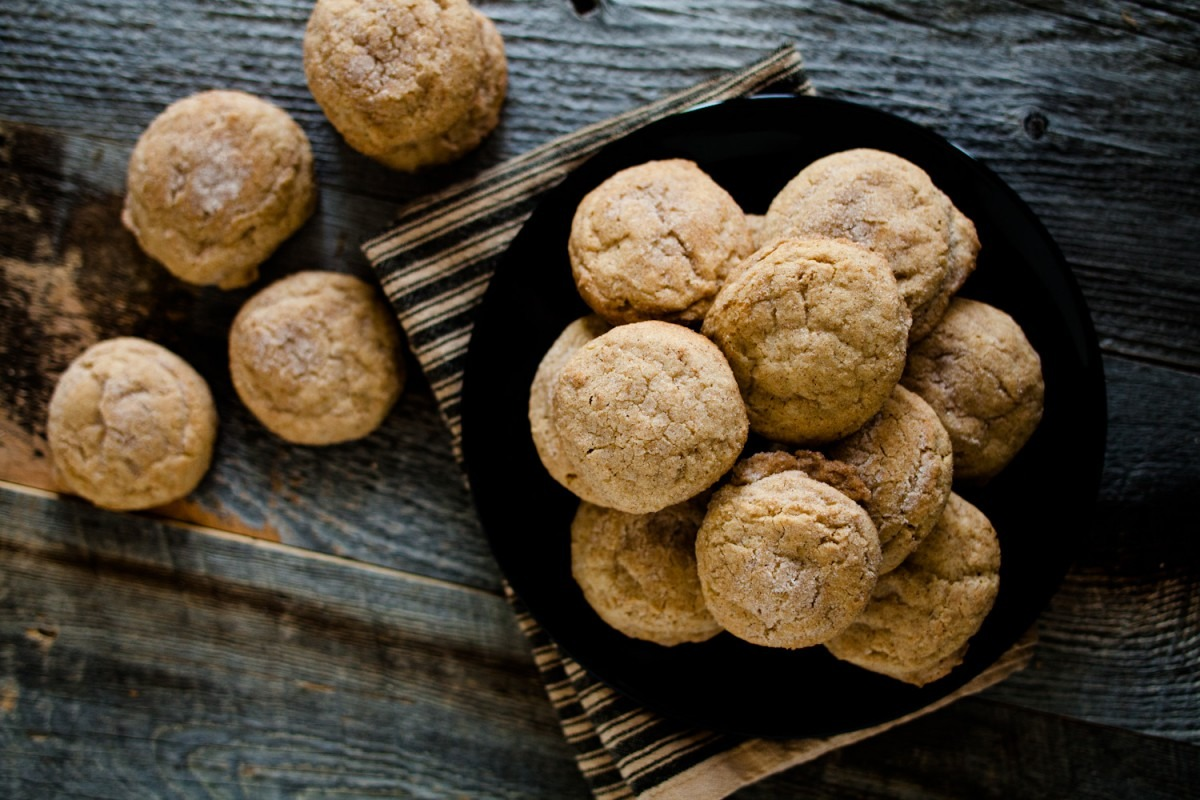 Graham Cracker Snickerdoodles · The Crepes Of Wrath