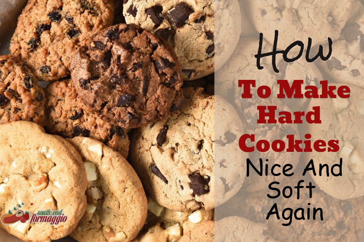 How To Make Hard Cookies Nice And Soft Again