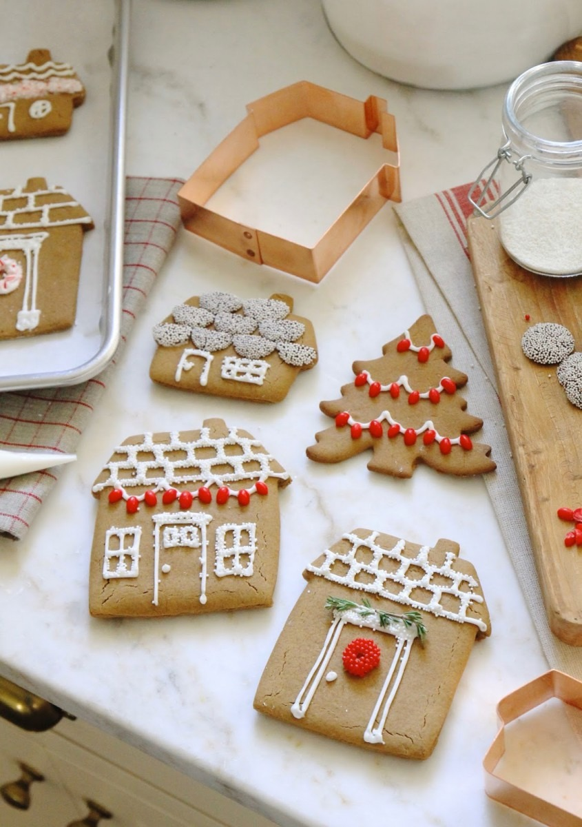 Jenny Steffens Hobick  Holiday Baking Collection