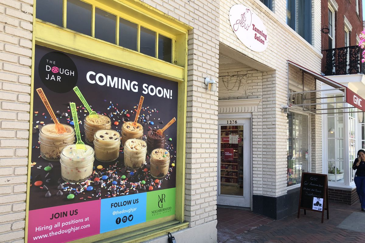 Edible Cookie Dough By The Jar Is Coming To Georgetown