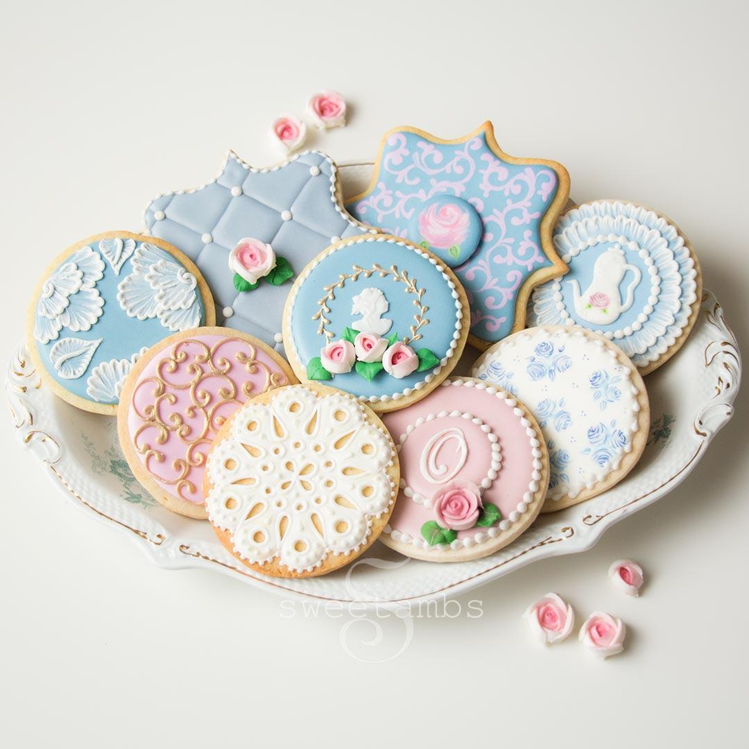Cookie Decorating Classessweetambs