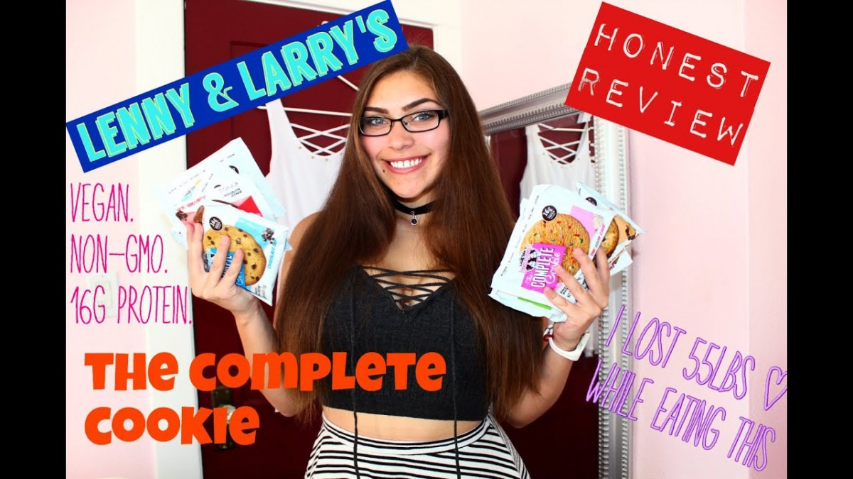 Lenny & Larry's  The Complete Cookie Review (i Lost 55lbs Eating