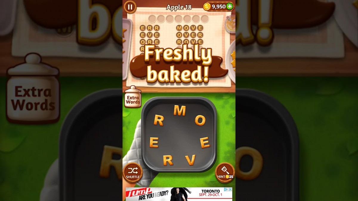 Word Cookies Apple 18