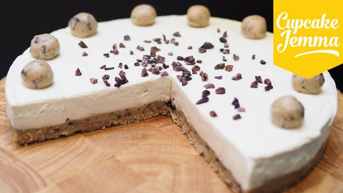 Cookie Dough Cheesecake Recipe