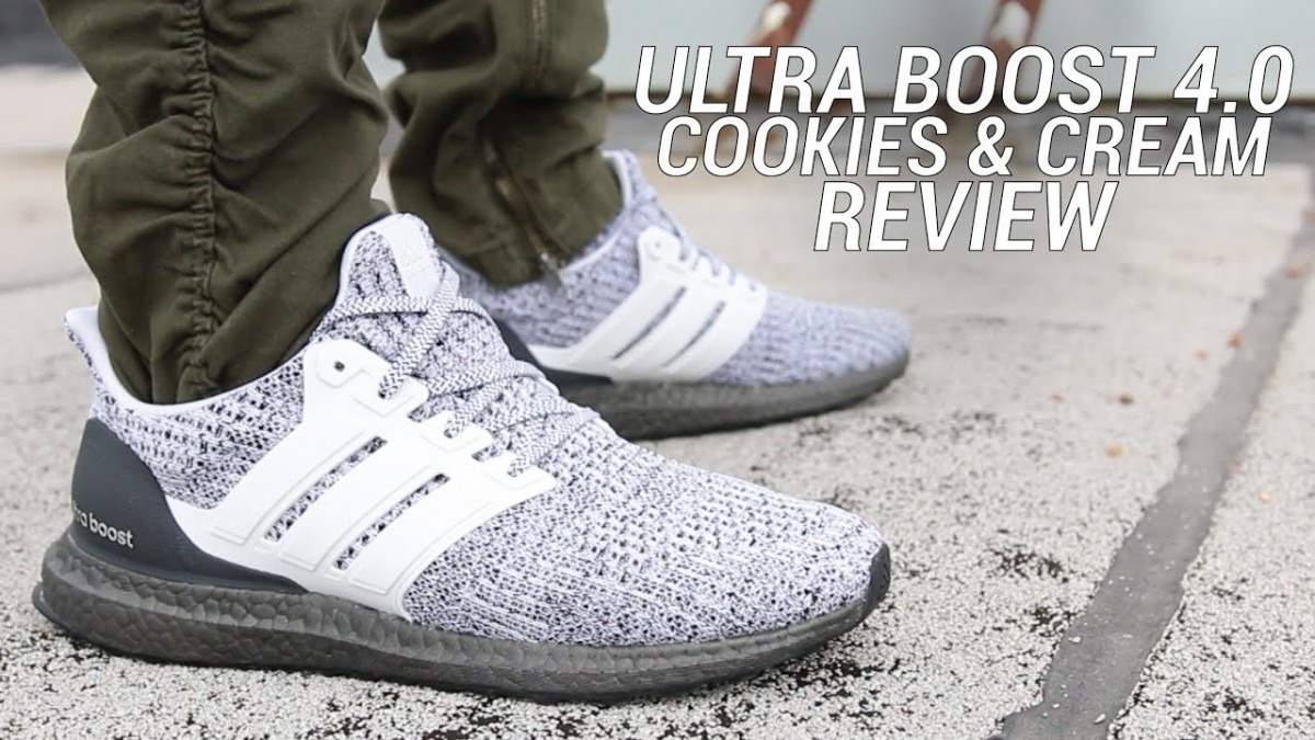 Adidas Ultra Boost 4 0 Cookies And Cream Review