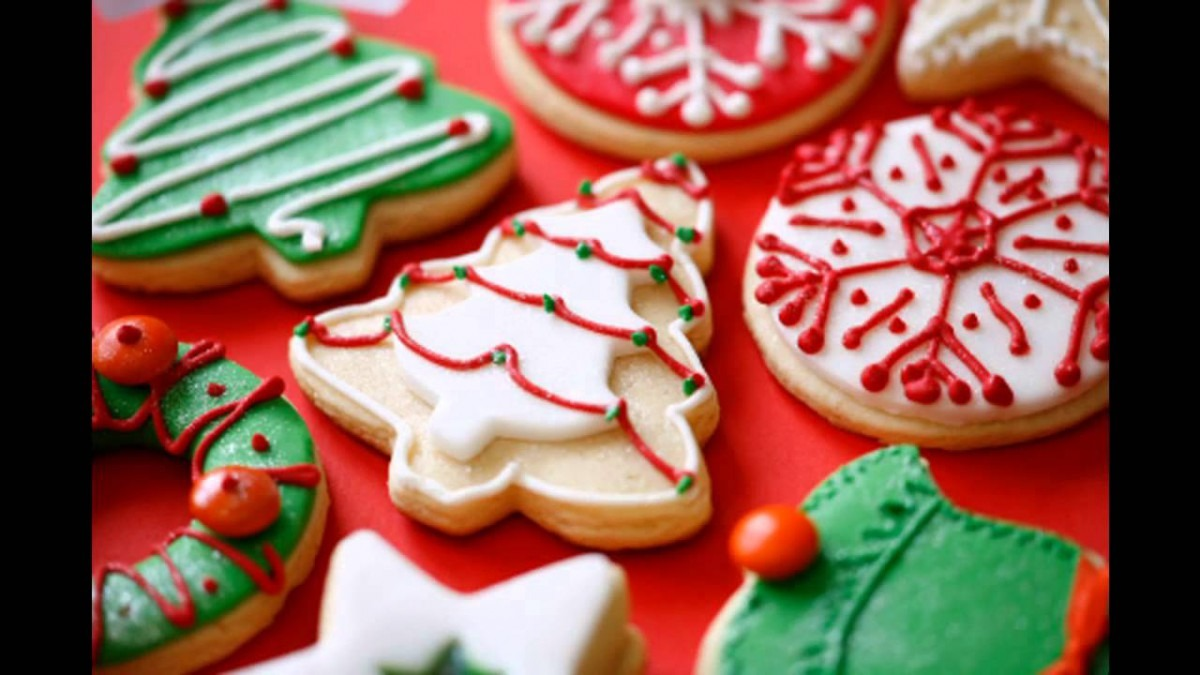 Creative Christmas Cookie Decorating Ideas Youtube, Creative