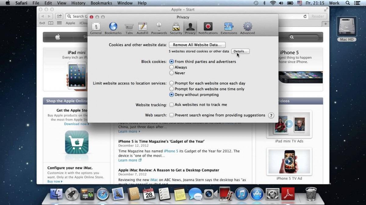 How To Delete Cookies On Mac