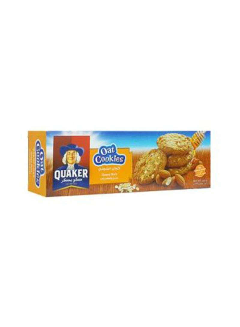 Shop Quaker Oats Cookies Honey Nut 126 G Online In Dubai, Abu
