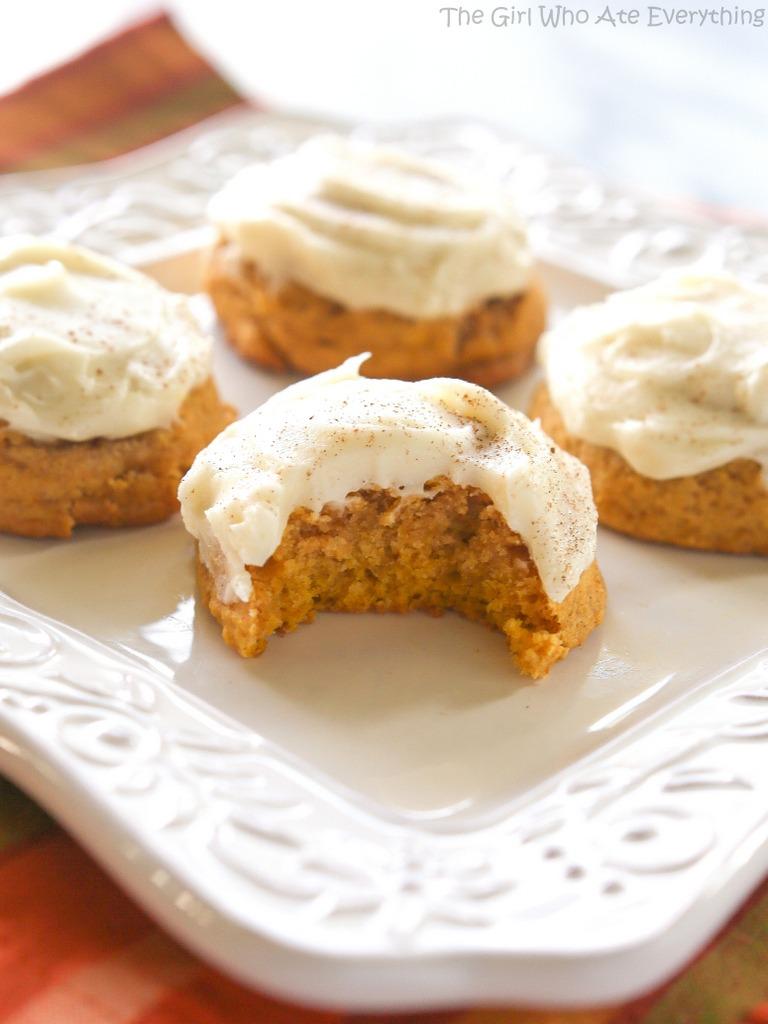 Glomorous Easy Pumpkin Cookies Recipes Plus Pumpkin Cookies Easy