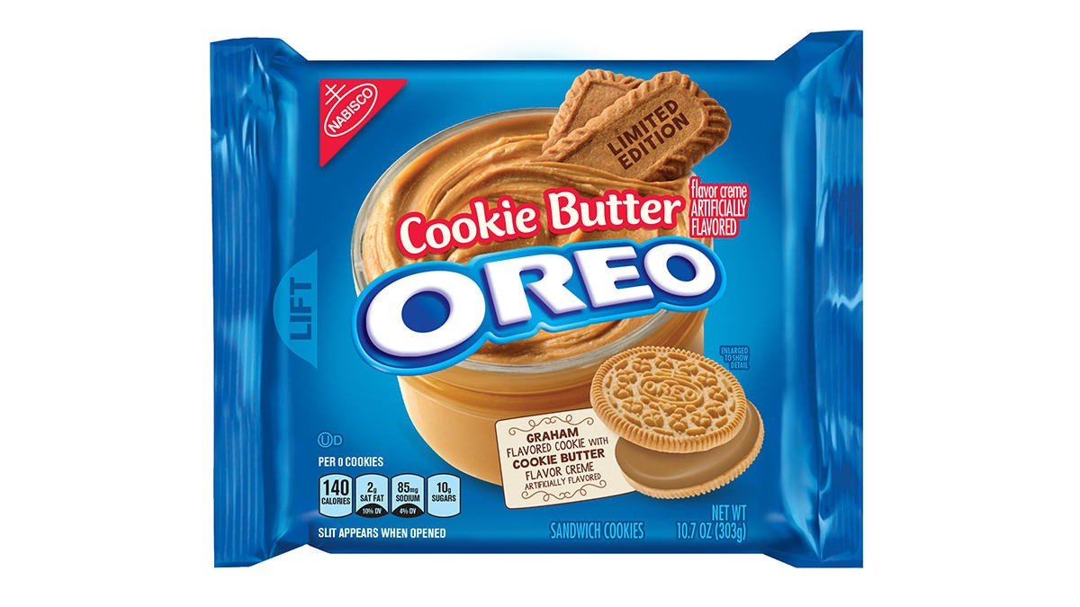 Cookie Butter Oreos About To Hit Store Shelves