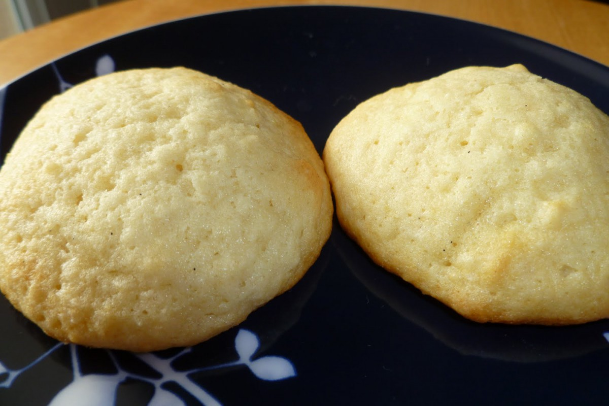 The Pastry Chef's Baking  Pennsylvania Dutch Soft Sugar Cookies