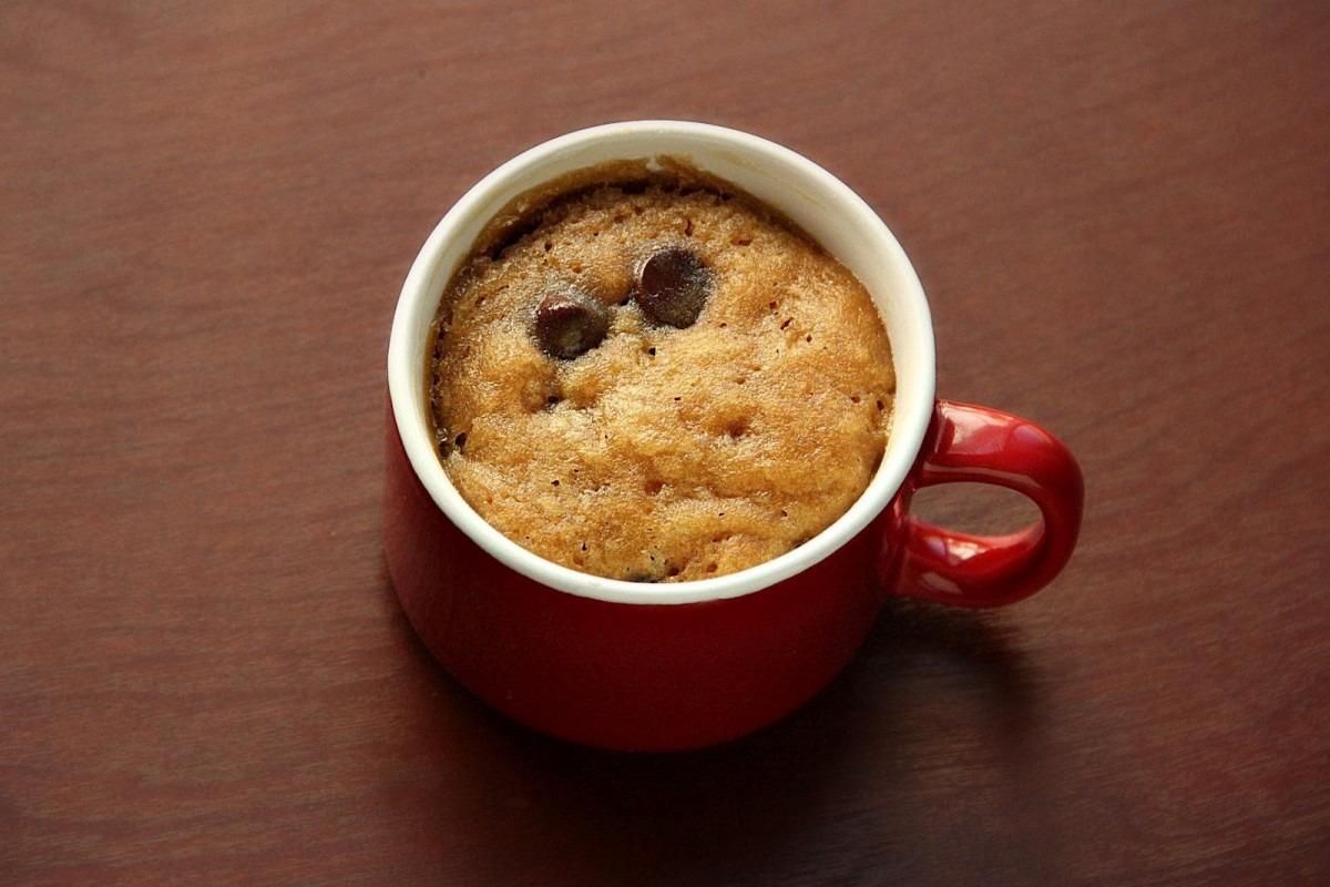 Art Of Dessert  Quick Fix Microwaveable Chocolate Chip Cookie (aka