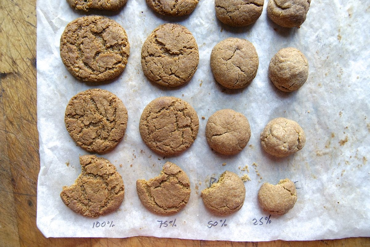 How To Reduce Sugar In Cookies And Bars