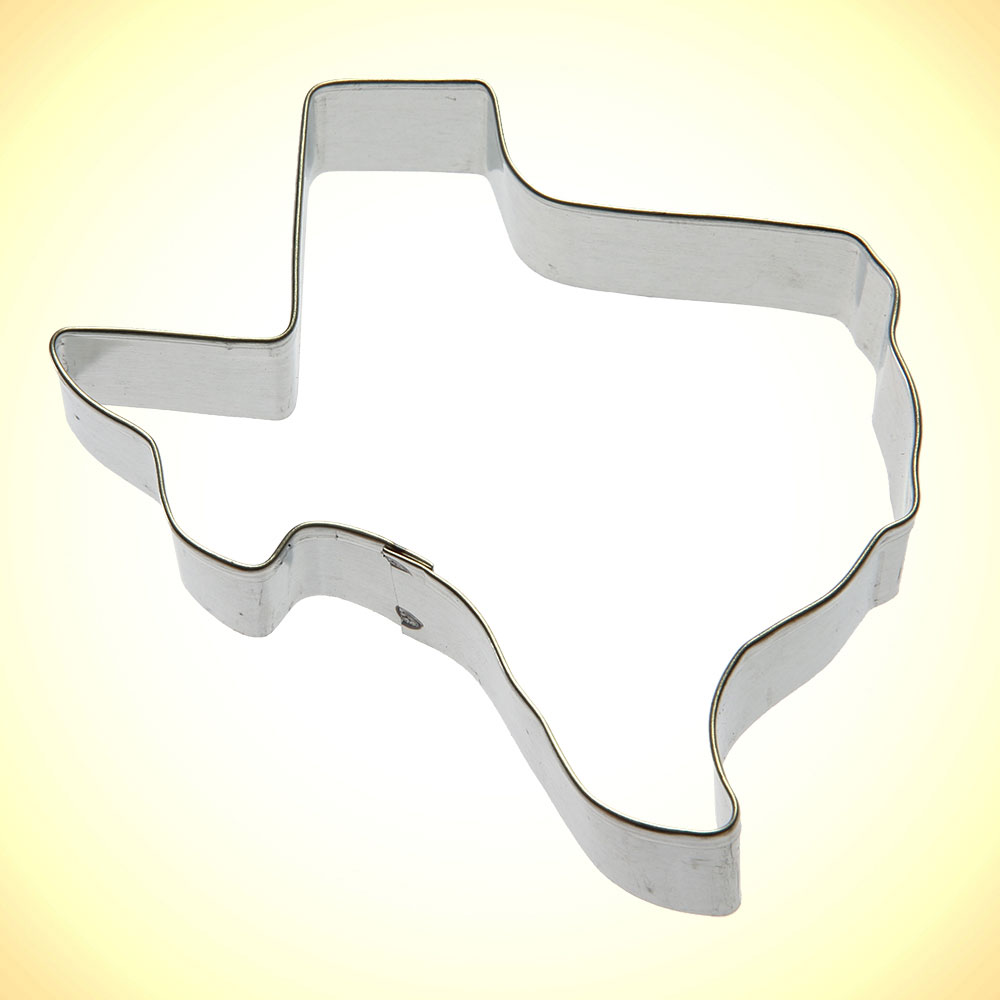Texas Cookie Cutter 3 75 In