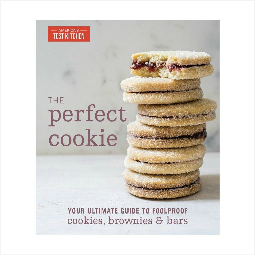 The Perfect Cookie Cookbook