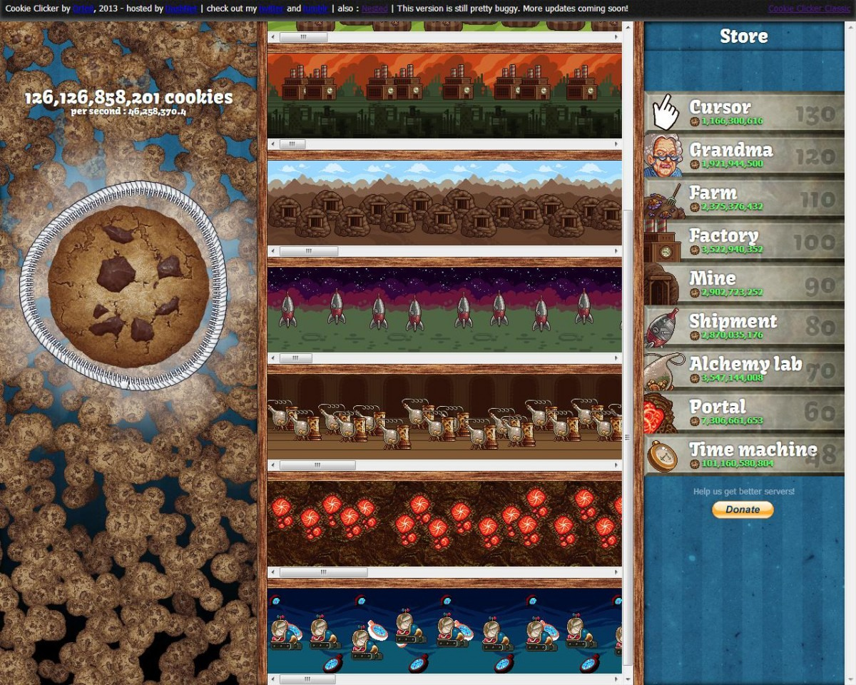 To That Cookie Clicker Guy, I Think I Got You Beat   Gaming