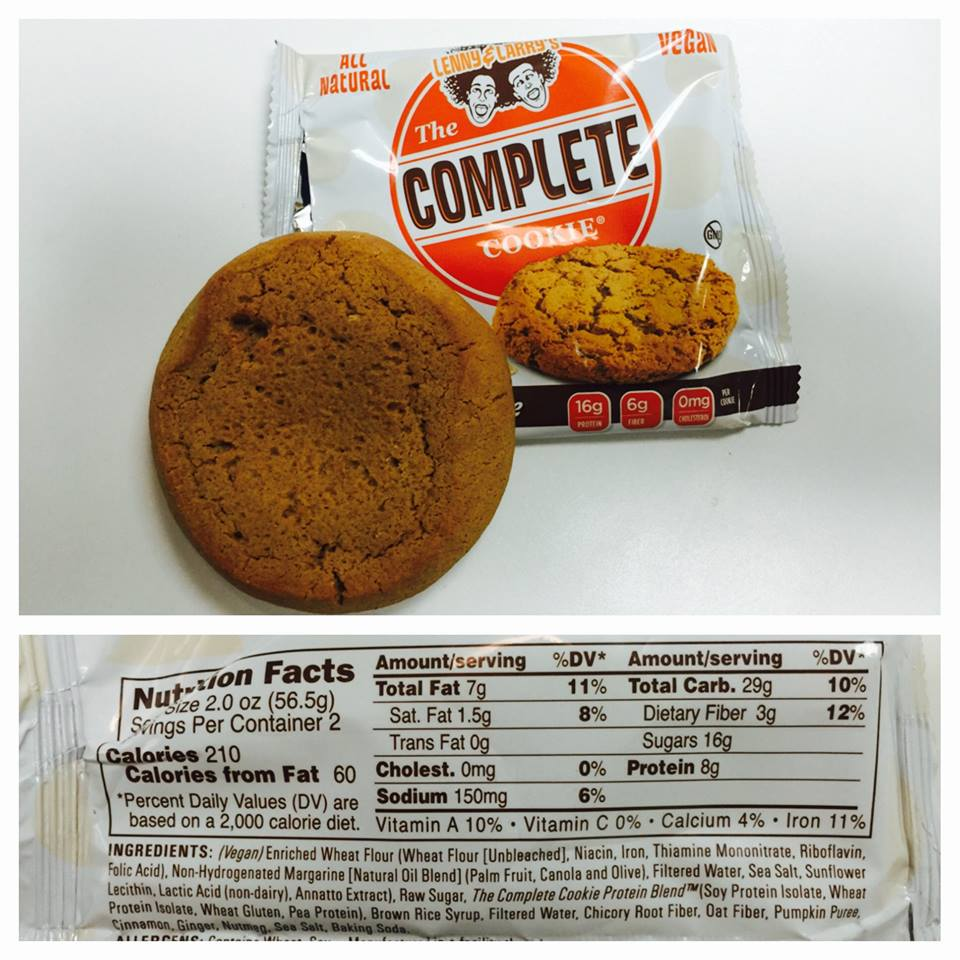 Lenny And Larry's New Campaign   Feedthemodels Vegan Cookies