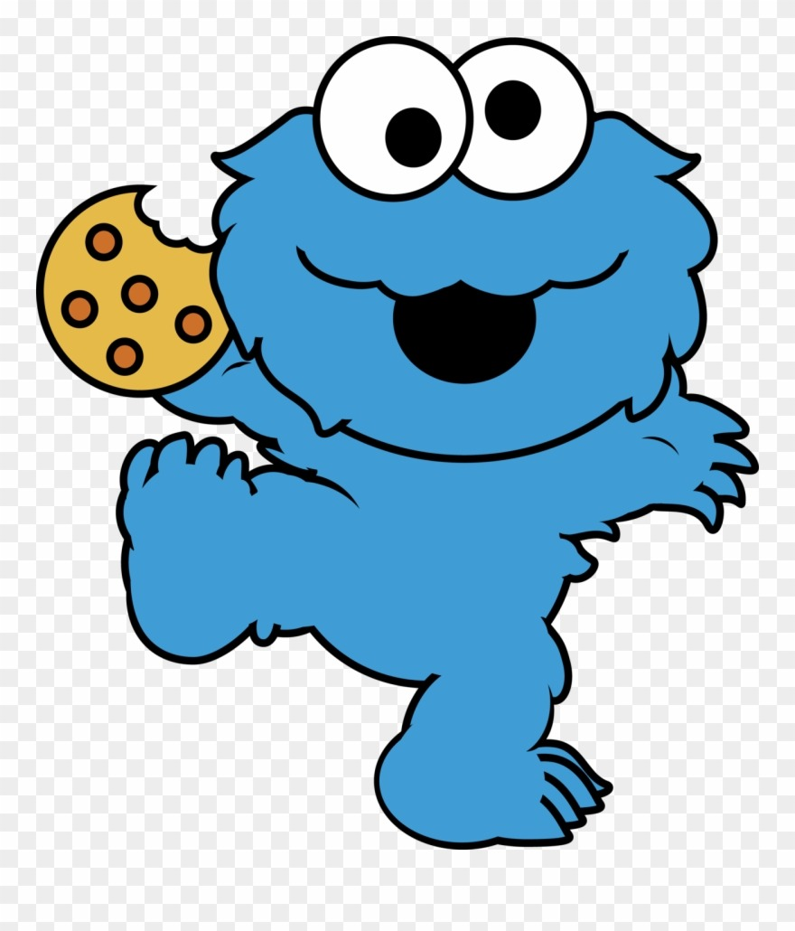 Eating Cookies Cliparts
