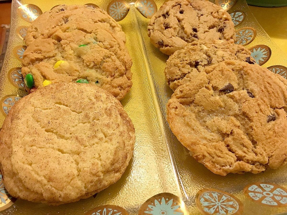 Cookies Delivered To Your Door, Even Late, In Edmonds, Everett