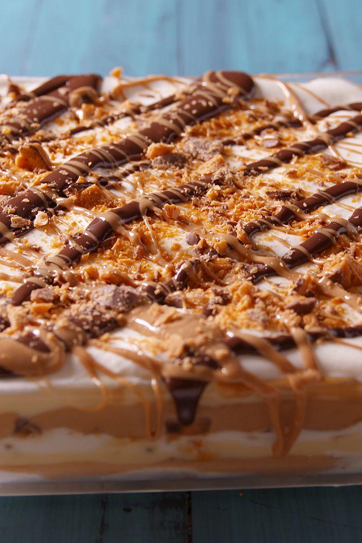 Best Peanut Butter Dessert Lasagna Recipe