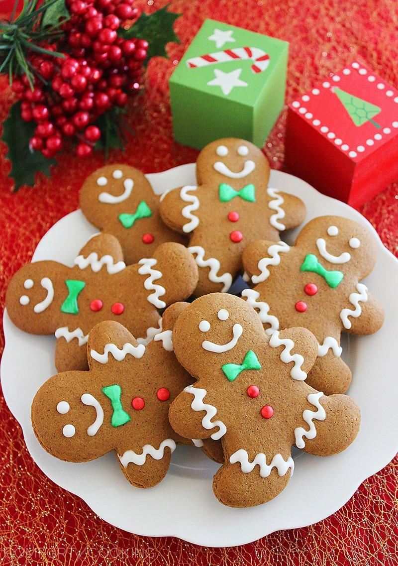 Gingerbread Man Group With 69+ Items