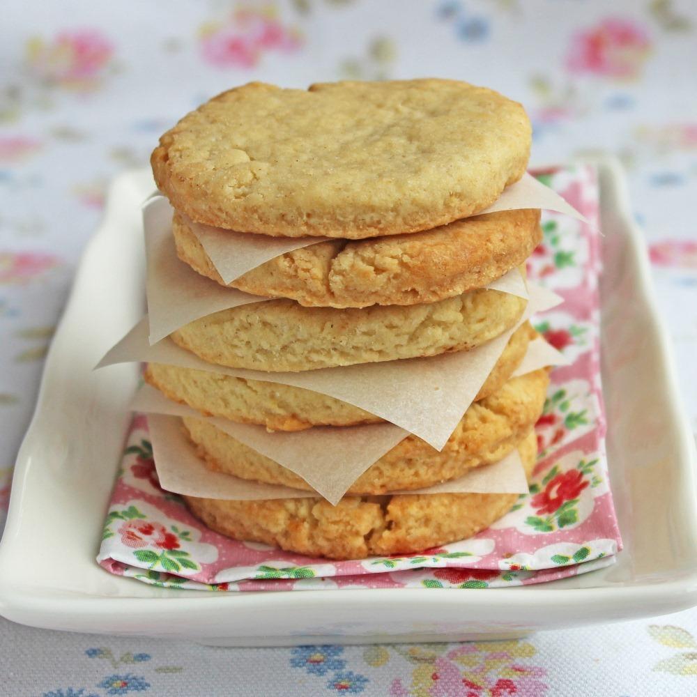 Calorie Conscious Shortbread Biscuits