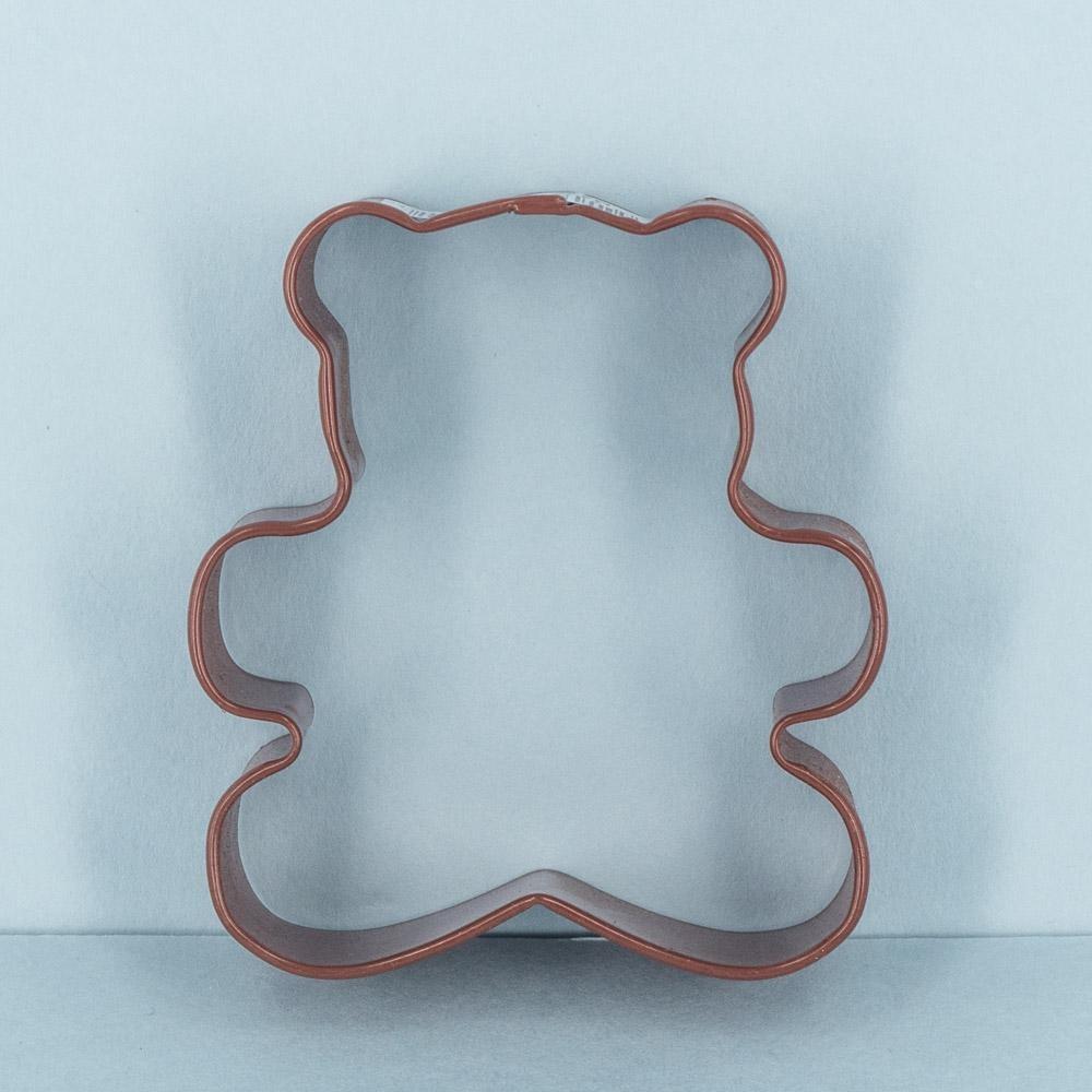 Teddy Bear Cookie Cutter – Harvey Walker – Medium