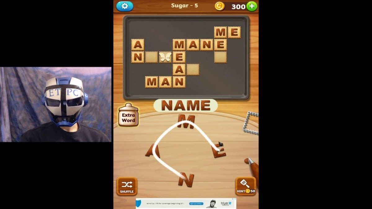 Word Cookies Cross Sugar Level 5 Answers