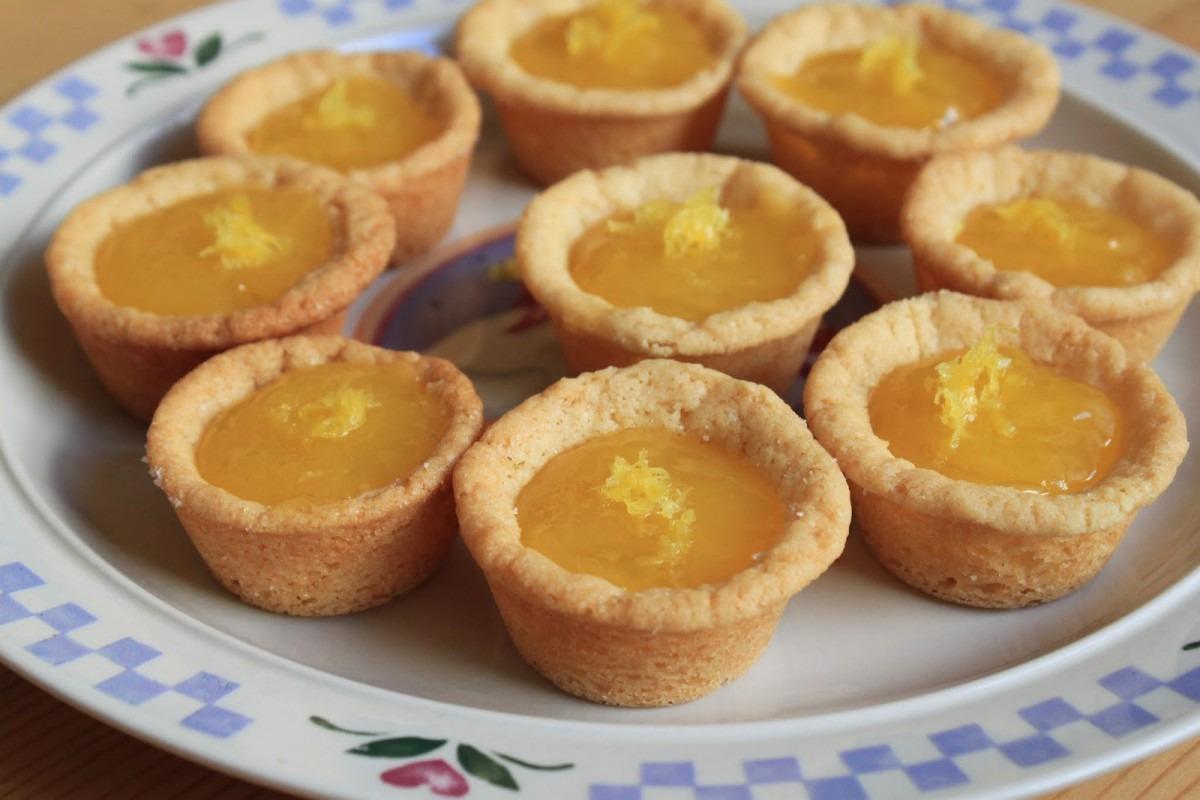 Life's Too Short To Skip Dessert  Sugar Cookie Lemon Pies