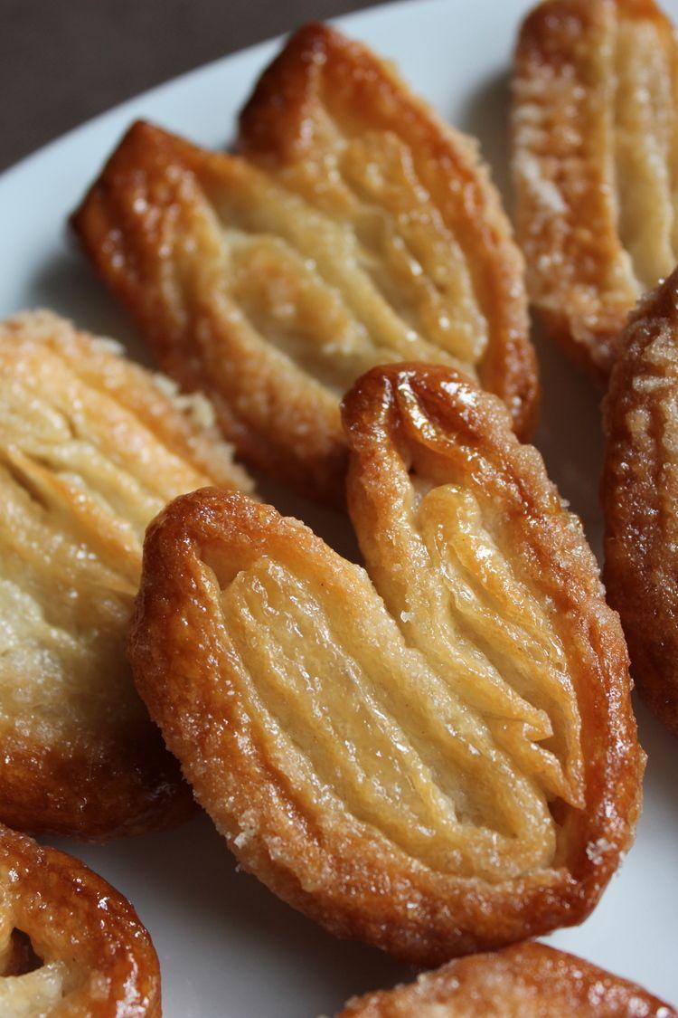 Barefoot Contessa's Palmiers (elephant Ear) Cookies