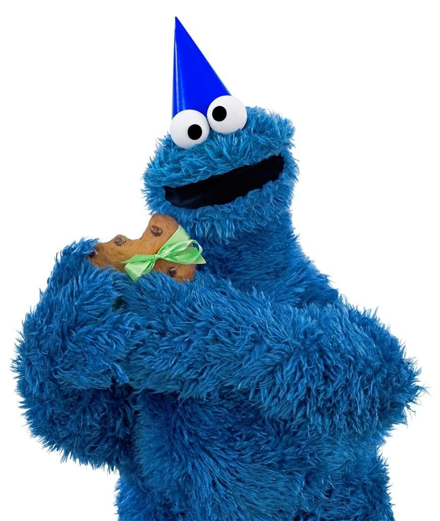 Happy Birthday Cookie Monster