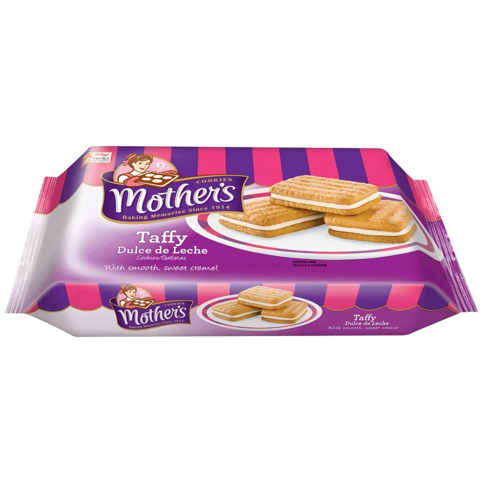 Mother's Taffy Dulce De Leche Cookies, 16 Oz