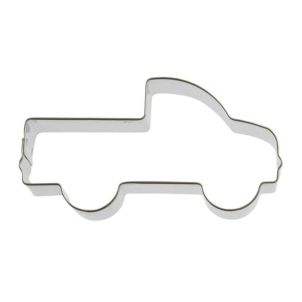 Amazon Com  Pick Up Truck Cookie Cutter 4 In B1649