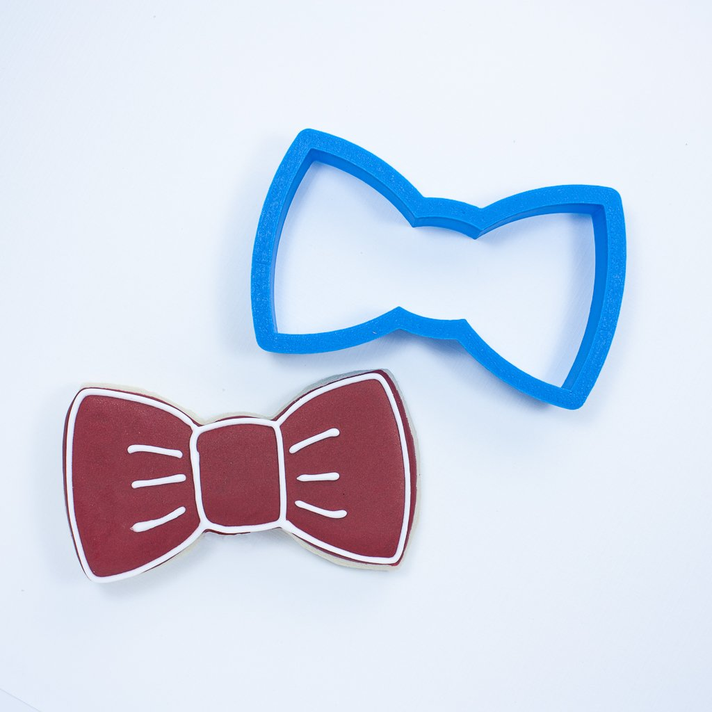 Amazon Com  Frosted Cookie Cutters Bow Tie Cookie Cutter (mini