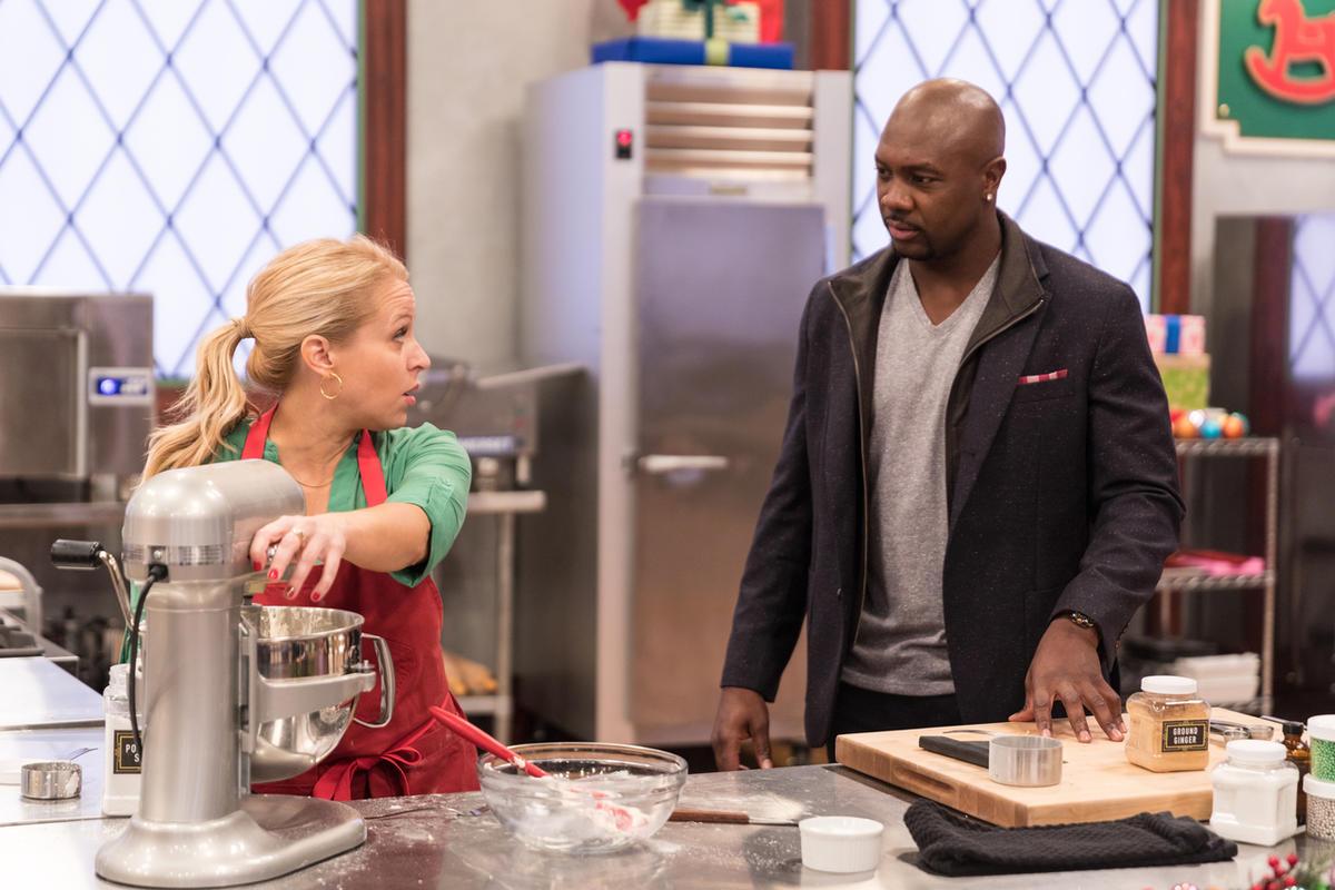 Former Utahn Brings Martha Stewart Experience To Food Network's