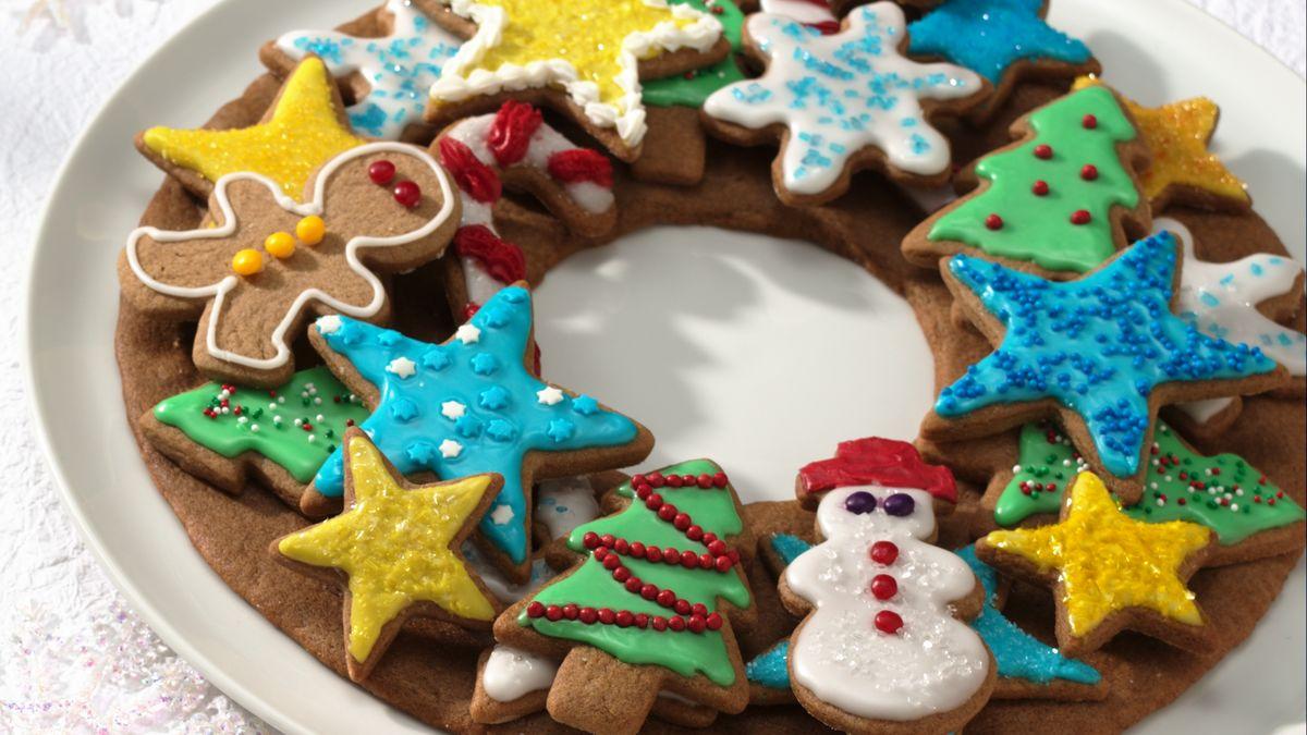 Pillsbury™ Gingerbread Refrigerated Cookies